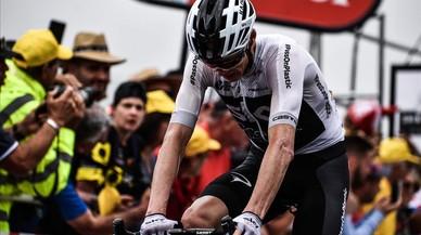Etapa 17 Tour de Francia 2018: Froome se rinde ante Thomas