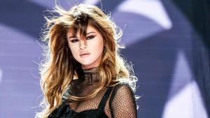 La actiz y cantante Selena Gomez.