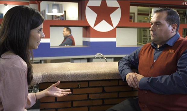 El asesor de Kim Jong-un, y el 'procés'