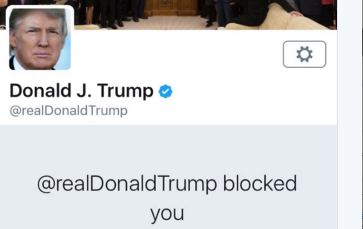 Donald Trump bloquea a Stephen King en Twitter