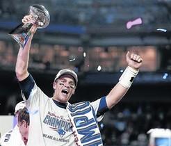 Tom Brady celebra el seu quart títol a la Super Bowl de diumenge.