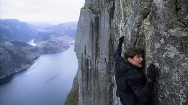 Tom Cruise, acción (muy) al límite en 'Misión: Imposible-Fallout'
