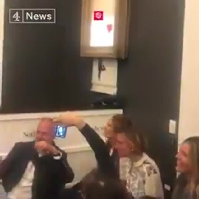 top-story-channel4news-a-banksy-painting-has-self-destructed-on-the-auction-podium-at-sothebyas-in-london-after-being-sold-for-over-1m-----shor