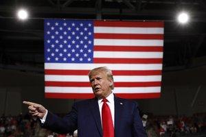 Trump se ha fijado la meta de equilibrar el intercambio comercial entre los dos países.