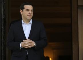 Tsiprasen Atenas.