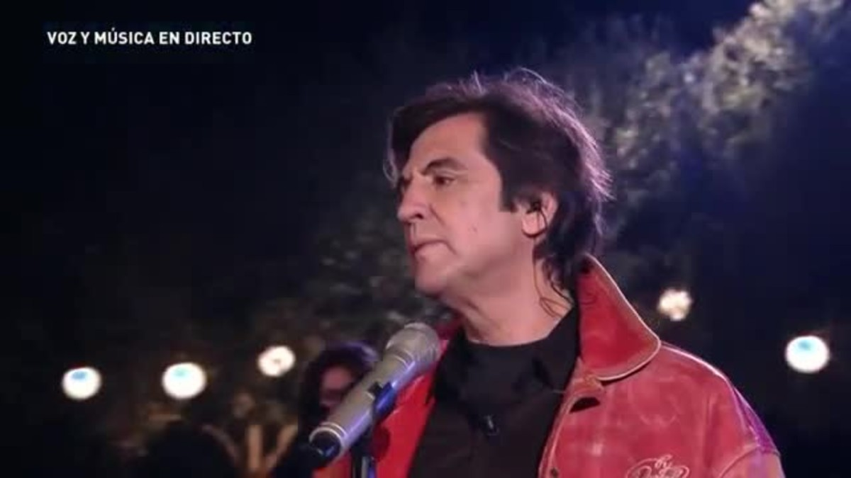 Última actuación de Manolo Tena en La Sexta
