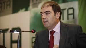 El presidente de la Asociación de Trabajadores Autónomos (ATA), Lorenzo Amor.