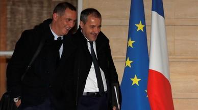 Macron escolta els corsos