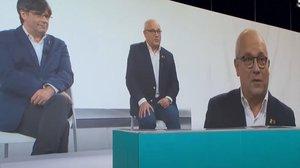L'exconseller Lluís Puig i altres càrrecs de JxCat es donen de baixa del PDeCAT