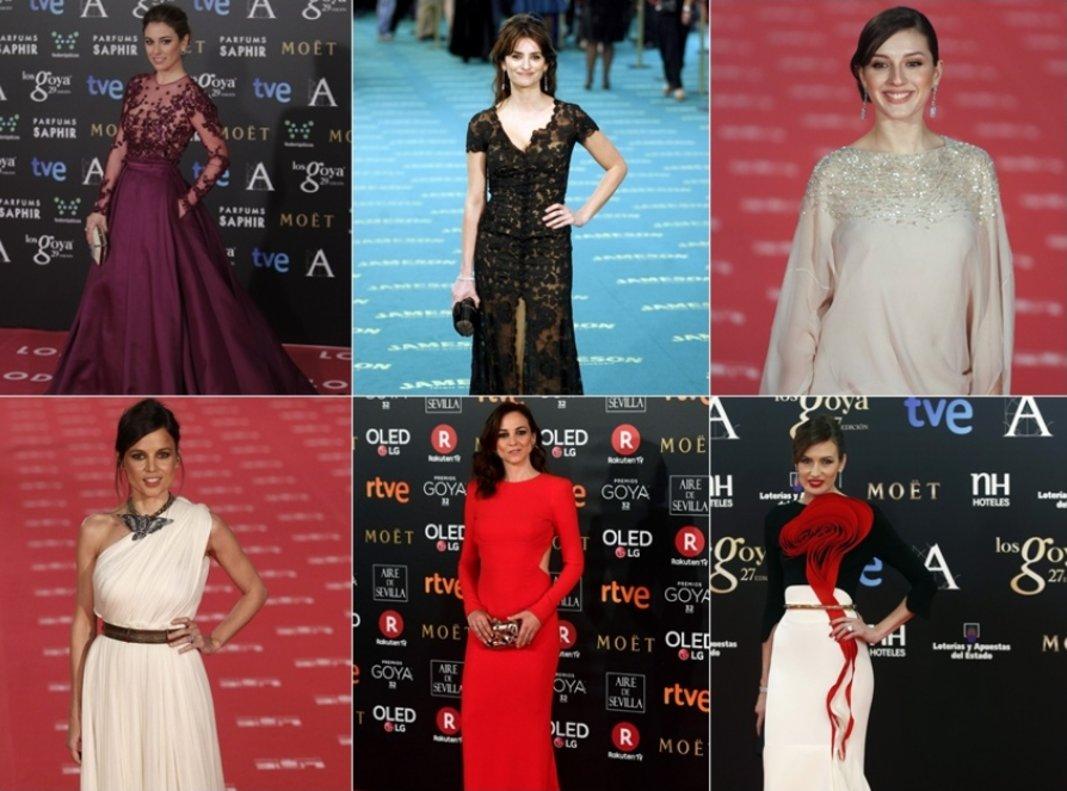Los vestidos que hicieron historia en la alfombra roja de