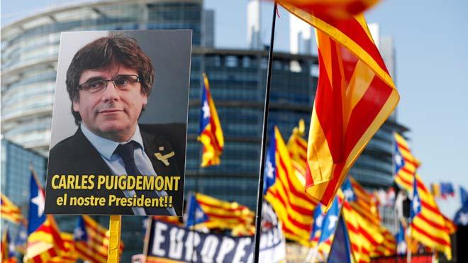 Puigdemont renuncia a anar a Estrasburg per por de ser detingut