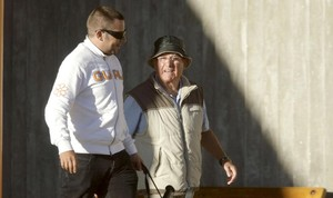 Detingut Manuel Charlín, patriarca de la droga a Galícia