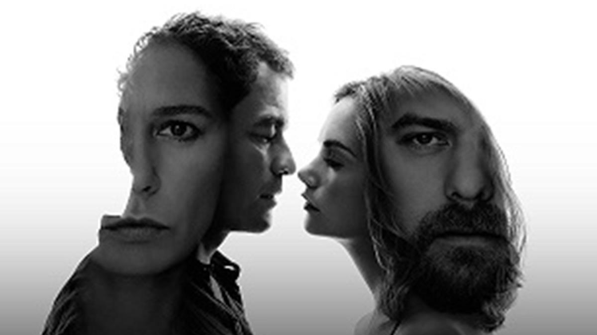 Imagen promocional de la serie The Affair.