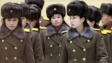 Ser mujer soldado en Corea del Norte: violaciones, hambre y hacinamiento