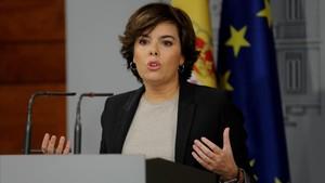 El PSOE demana que Santamaría expliqui la ingerència estrangera a Catalunya