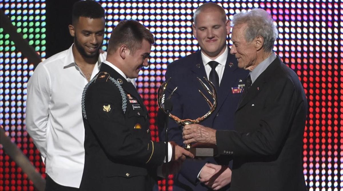 Clint Eastwood: el 'caçador' d'herois