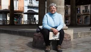 """Rosa Serra: """"A los cuáqueros los metían en prisión por ser honrados"""""""