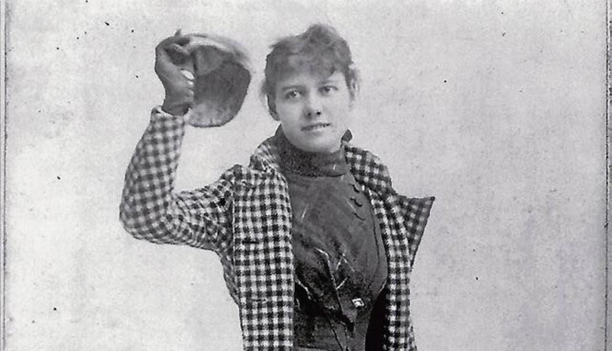 La periodista del siglo XIX Nellie Bly.