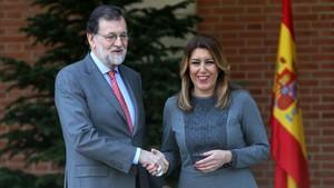 """Rajoy prepara una cita """"immediata"""" amb les autonomies per al finançament"""