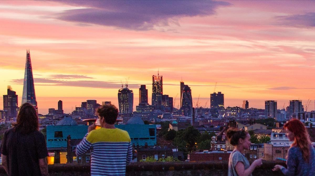 4 Terrazas Donde Disfrutar Del Verano De Londres Por Todo Lo