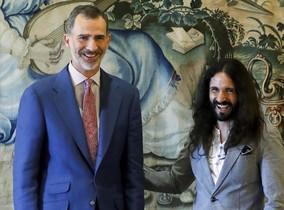 El Rei reitera la via constitucional com a solució per a Catalunya