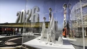 Els arquitectes demanen que s'arxivi el pla de Colau per a la Sagrada Família