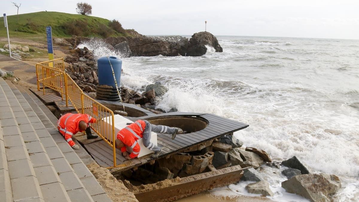 Objectiu: salvar les platges