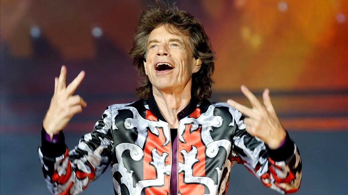 Mick Jagger, el pasado junio.
