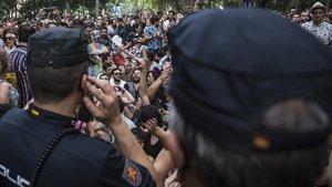 Ciutadans culpa el PSOE i Podem de la seva expulsió de l'Orgull LGTBI