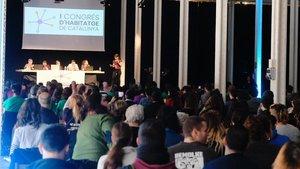 I Congrès de l'Habitatge de Catalunya, este sábado en la Fabra i Coats.