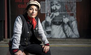 """Ana Tijoux: """"El neoliberalismo nació en Chile y debe morir en Chile"""""""
