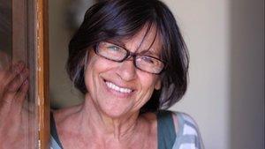 Una imagen de la fotógrafa Ana Portnoy.