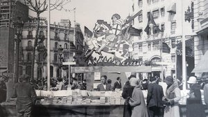 Sant Jordi, una festa mòbil