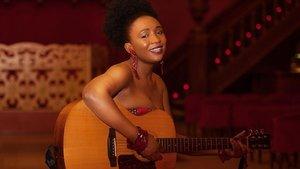 La cantante Nakany Kanté.