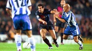"""""""Esta semana fui al Camp Nou a ver un Barça-Madrid de la temporada 98/99"""""""