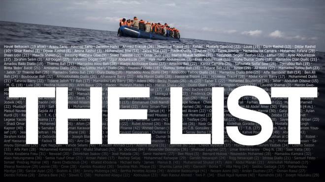 El Mediterrani: la frontera més perillosa
