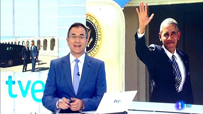 Monegal: Obama visita España