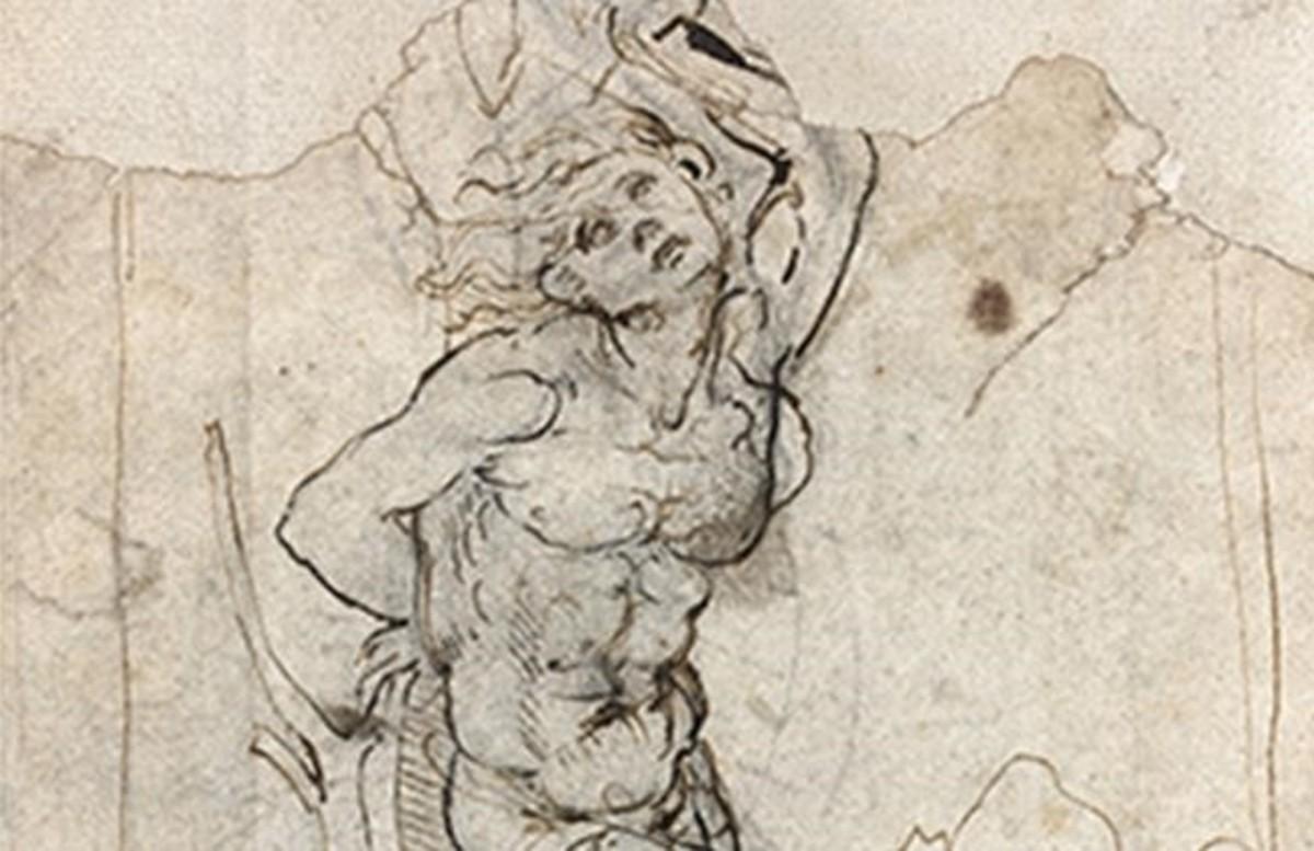 1481571742917 - Seis siglos más tarde, se descubre un dibujo de Leonardo da Vinci