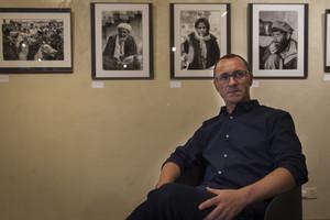 Rubén Guillem, fotògraf i productor de cine i publicitat.