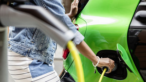 Smart electric enchufe batería