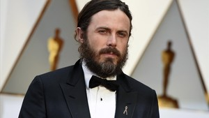 El actor y director casey affleck