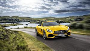 Der neue Mercedes-AMG GT S Roadster: Open-Air-Zuwachs fÃ?r die AMG GT Familie