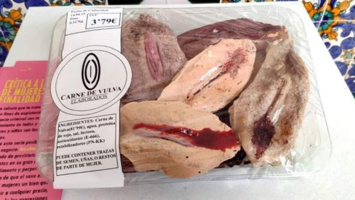 Resultado de imagen de vulvas censuradas