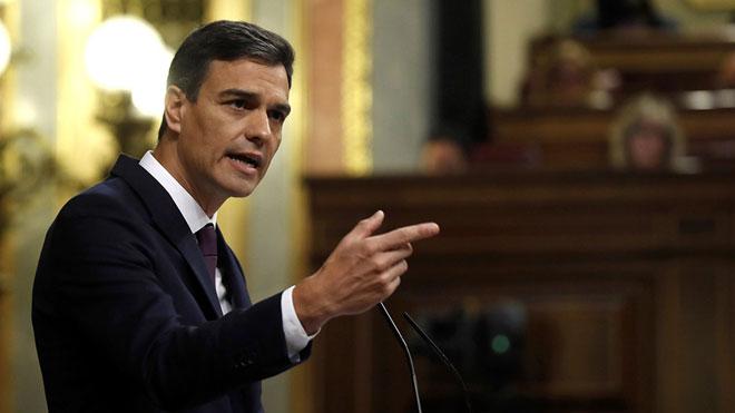 Sánchez planteja que els catalans votin un nou Estatut