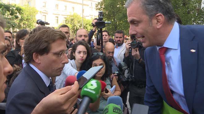 Vox boicoteja el minut de silenci contra l'últim crim masclista a Madrid
