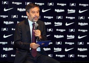 Josep María Bartomeu, presidente del FC Barcelona.