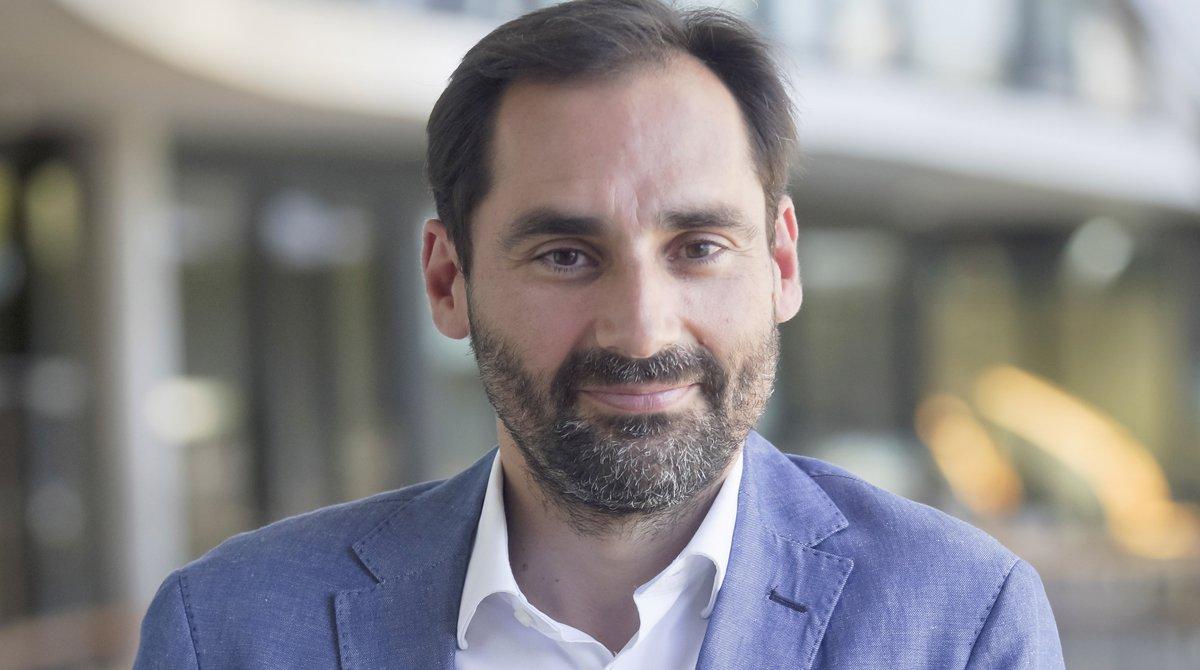 Antonio Macías. director de medios de pago de BBVA.