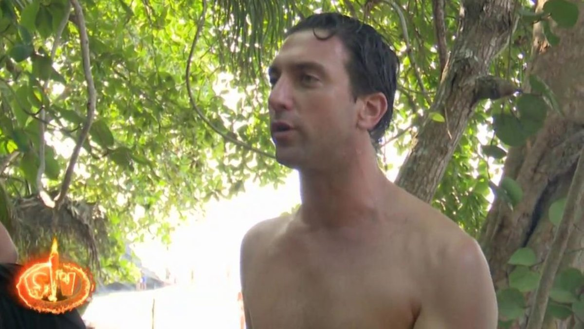 Antonio Pavón en 'Supervivientes 2020'.