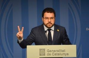 Aragonès urgeix l'Estat a vendre la seva part a Bankia