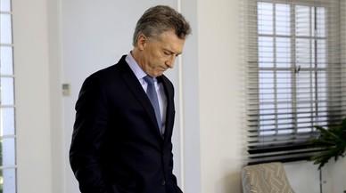 Macri recurre al FMI para evitar que explote su modelo económico